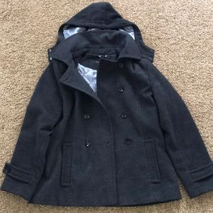 Calvin Klein Pea Coat - Size 12